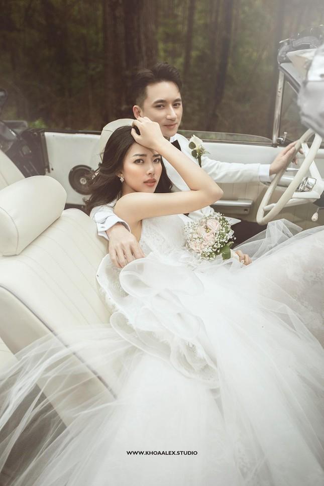 """Bộ ảnh cưới lãng mạn chụp ở Đà Lạt của Phan Mạnh Quỳnh: Nhan sắc cô dâu chiếm """"spolight"""" ảnh 5"""