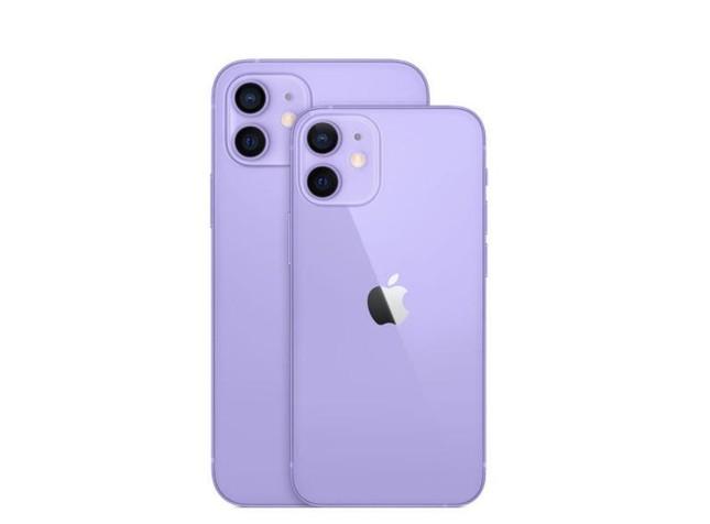 Ấn tượng đầu tiên về iPhone 12 màu Tím khoai mỡ: Màu sắc độc đáo, giá từ 16,1 triệu đồng ảnh 3