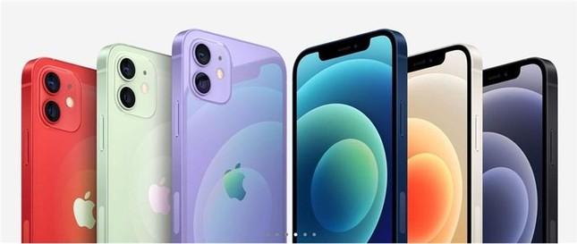 Ấn tượng đầu tiên về iPhone 12 màu Tím khoai mỡ: Màu sắc độc đáo, giá từ 16,1 triệu đồng ảnh 2