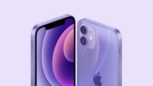 Ấn tượng đầu tiên về iPhone 12 màu Tím khoai mỡ: Màu sắc độc đáo, giá từ 16,1 triệu đồng ảnh 1