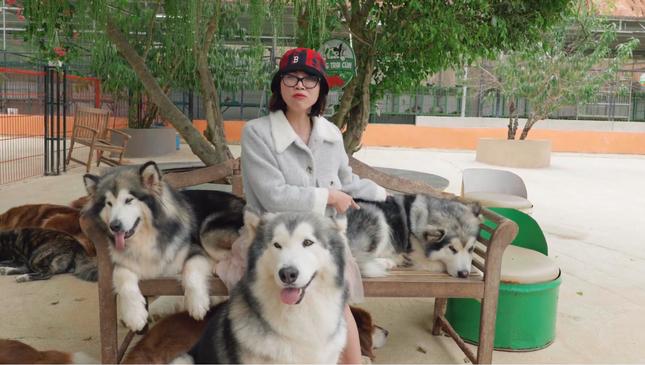 Thơ Nguyễn xuất hiện trở lại trên YouTube, đăng video về chuyến đi nông trại cún ở Đà Lạt ảnh 2