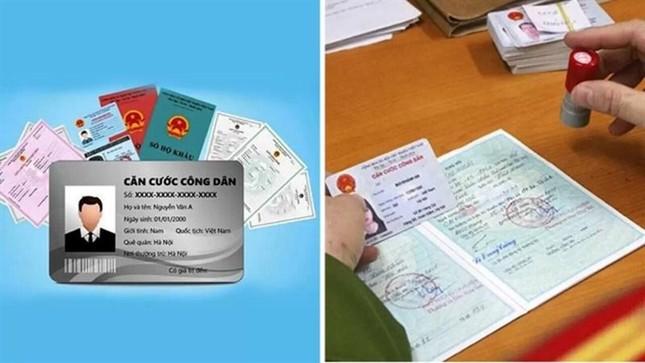 Căn cước công dân gắn chip: Kỳ vọng sẽ là thẻ tích hợp nhiều giấy tờ, thay thế hộ chiếu ảnh 1