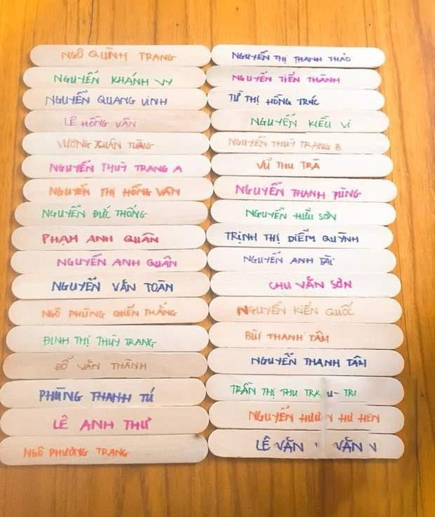 """Những hình thức kiểm tra bài """"bá đạo"""" của thầy cô: Vòng quay may mắn, thẻ bài định mệnh ảnh 2"""