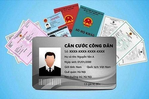 Mất sổ hộ khẩu có được làm thẻ Căn cước công dân gắn chip không? ảnh 1