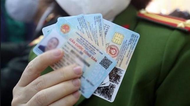 Làm Căn cước công dân có gắn chip bao lâu thì bạn sẽ nhận được thẻ? ảnh 1