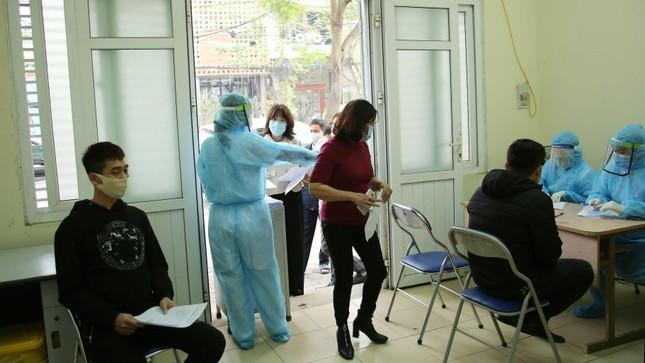 Hà Nội thêm ca dương tính mới, ca nghi nhiễm ở Đồng Nai từng đi làm Căn cước công dân ảnh 2