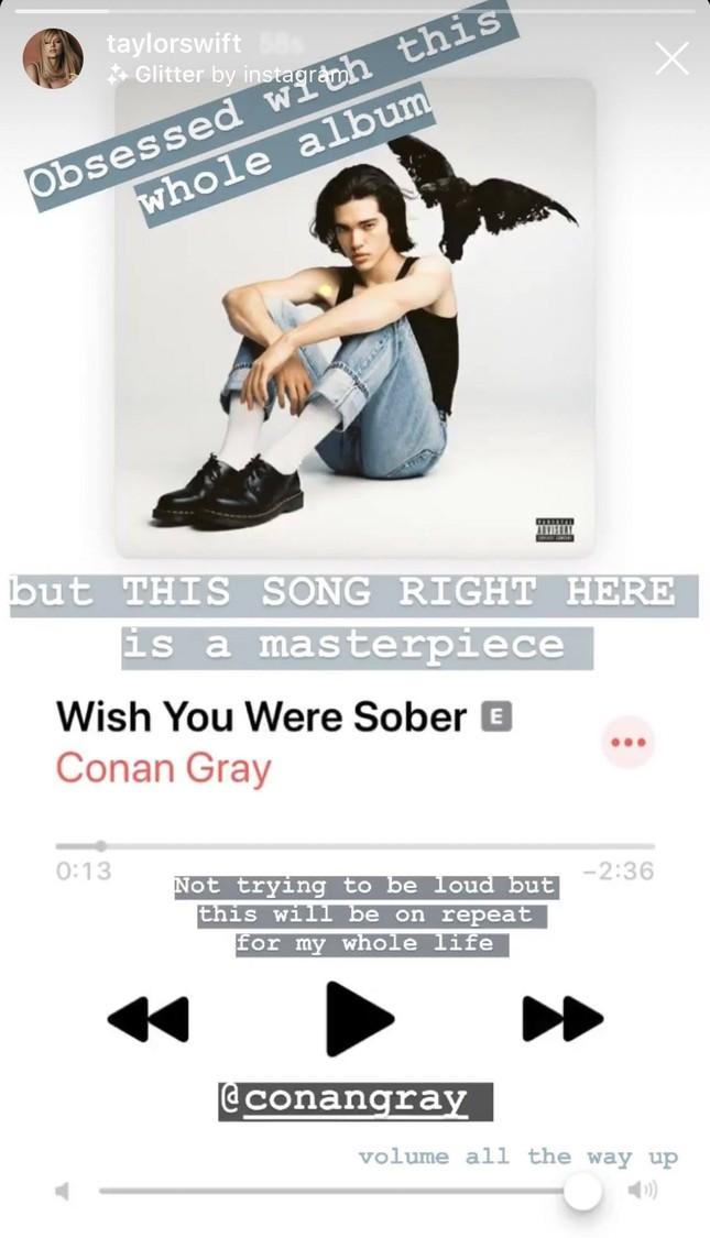 """Conan Gray: Những điều bạn cần biết về chàng trai được Taylor Swift gọi là """"cực phẩm"""" ảnh 1"""