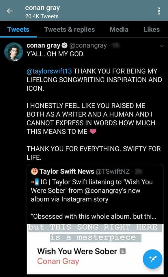 """Conan Gray: Những điều bạn cần biết về chàng trai được Taylor Swift gọi là """"cực phẩm"""" ảnh 2"""