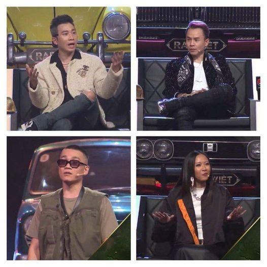 """Không phải thí sinh hay tiết mục, đây mới là """"đặc sản"""" đang được quan tâm tại """"Rap Việt"""" ảnh 1"""
