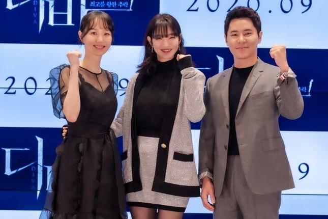 """Shin Min Ah thích thú với vai diễn mới trong """"DIVA"""" sau 4 năm vắng bóng trên màn ảnh rộng ảnh 1"""