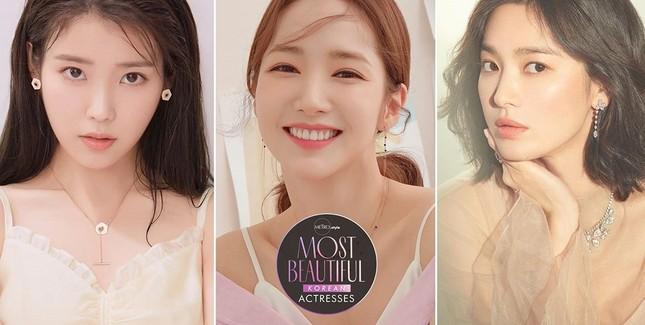 """""""Chị đẹp"""" Son Ye Jin dẫn đầu bảng bình chọn Nữ diễn viên đẹp nhất Hàn Quốc 2020 ảnh 4"""