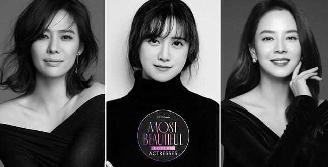 """""""Chị đẹp"""" Son Ye Jin dẫn đầu bảng bình chọn Nữ diễn viên đẹp nhất Hàn Quốc 2020 ảnh 3"""
