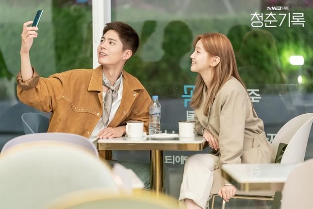 """Ủng hộ bạn thân, Park Seo Joon sẽ xuất hiện trong """"Record Of Youth"""" với vai trò cameo ảnh 2"""