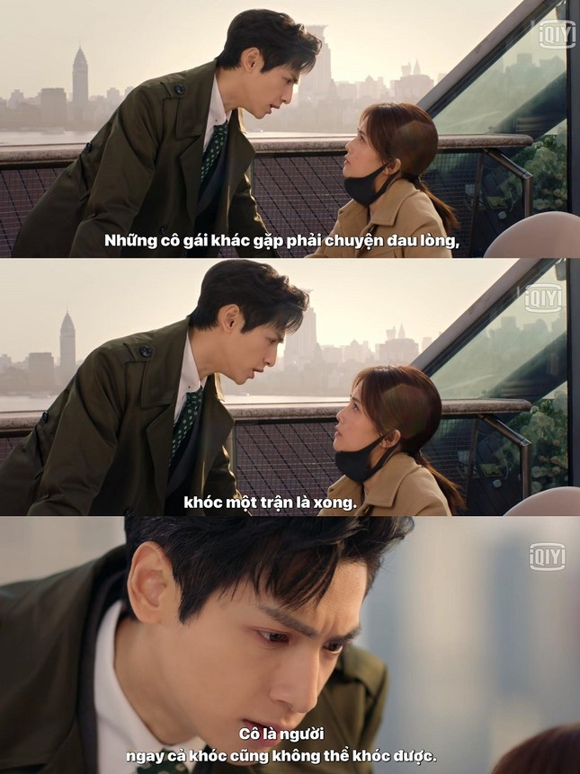 """La Vân Hi, Bạch Lộc bùng nổ """"chemistry"""" trong phim khiến hội chị em xôn xao không ngớt ảnh 4"""