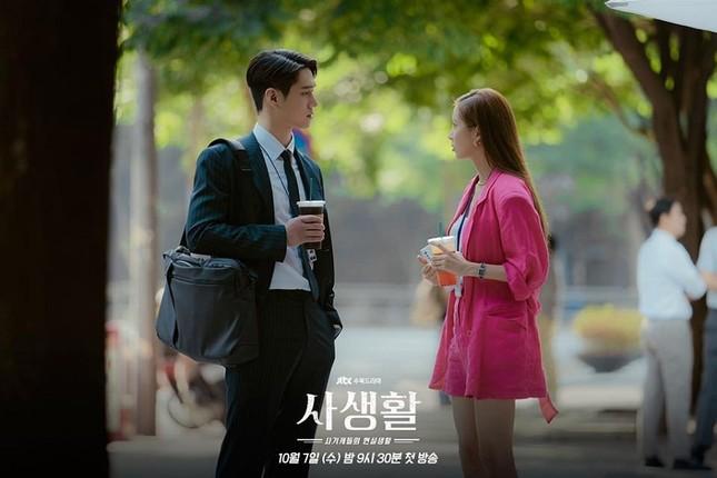 """""""Private Lives"""" gây ấn tượng nhờ chuyện tình của """"cặp đôi lừa đảo"""" Go Kyung Pyo - Seo Hyun ảnh 4"""