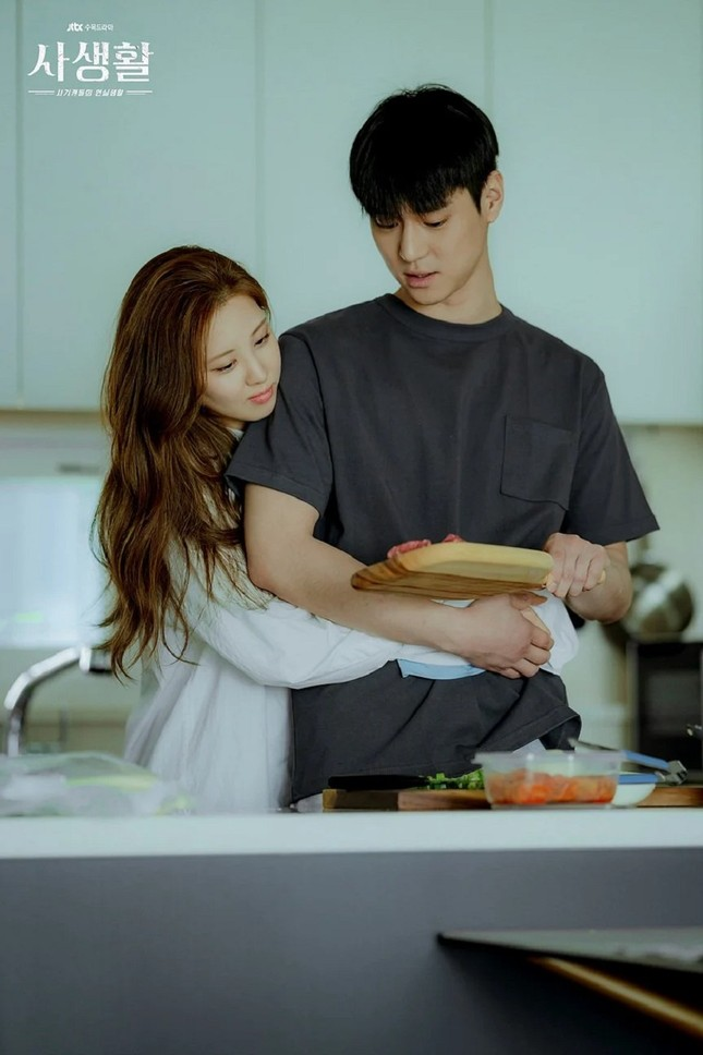 """""""Private Lives"""" gây ấn tượng nhờ chuyện tình của """"cặp đôi lừa đảo"""" Go Kyung Pyo - Seo Hyun ảnh 6"""