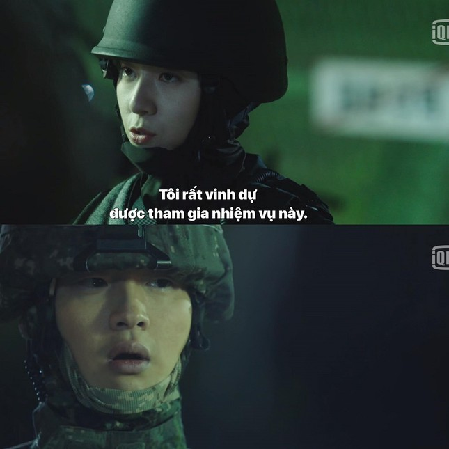 """""""Search"""" lên sóng: Krystal siêu ngầu trong khi Jang Dong Yoon khoe body không thể rời mắt ảnh 2"""