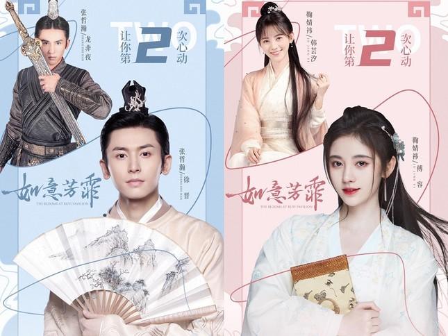 """Xem """"Như Ý Phương Phi"""" của Cúc Tịnh Y mà cứ ngỡ xem """"Vân Tịch Truyện"""" phần 2 ảnh 3"""