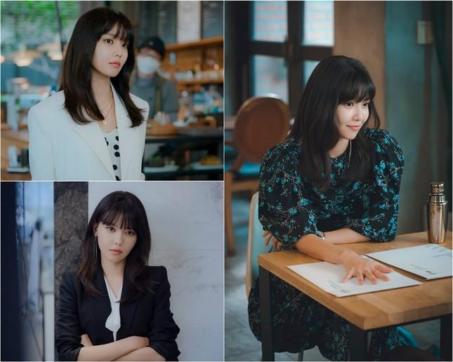 """Soo Young (SNSD) hóa CEO quyền lực, theo đuổi trai trẻ Kang Tae Oh trong phim mới """"Run On"""" ảnh 1"""
