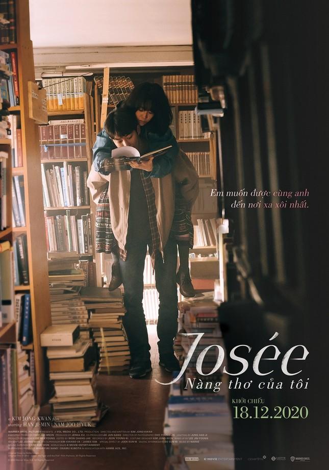 """Nam Joo Hyuk tái ngộ Han Ji Min trong tác phẩm lãng mạn """"Josée, Nàng Thơ Của Tôi""""  ảnh 3"""