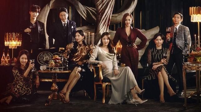 """""""Cuộc Chiến Thượng Lưu"""" hút đến nỗi phim vừa ra thì nhà sản xuất tuyên bố sẽ có tới 3 mùa ảnh 1"""