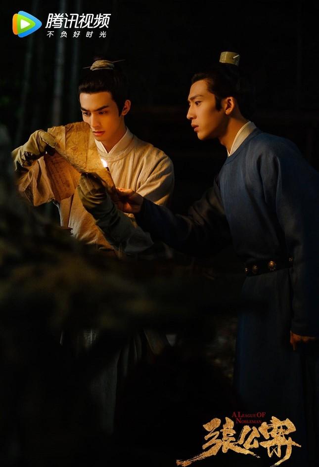 """Phim Tỉnh Bách Nhiên, Tống Uy Long tung trailer đầy ẩn ý: Một """"cú vả"""" dành cho Ngô Lỗi? ảnh 3"""