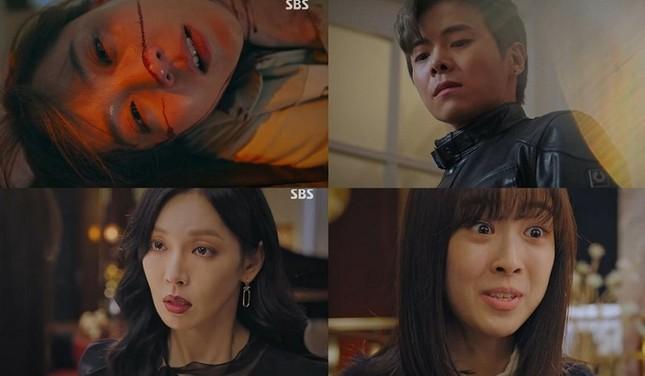 """Top 4 phim đang hot rần rần xứ Kim chi: """"Cuộc Chiến Thượng Lưu"""" được nhắc đầu tiên ảnh 1"""