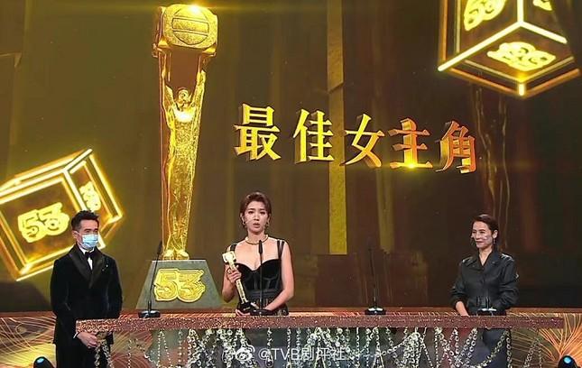 """TVB trao giải """"Thị Đế 2020"""" cho Vương Hạo Tín, khán giả lại réo tên Lâm Phong ảnh 2"""