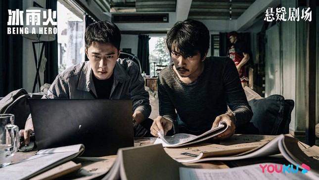 Đường đua Hoa ngữ tháng 1: Hồ Nhất Thiên, Ngô Cẩn Ngôn liệu có vượt qua Trần Hiểu, Vương Nhất Bác? ảnh 6