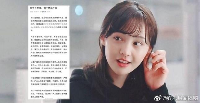 Trung Quốc gửi công văn thông báo cấm sóng toàn diện: Trịnh Sảng không còn đường lùi! ảnh 1