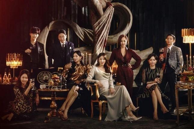 """""""Cuộc Chiến Thượng Lưu"""" mùa 2 gia nhập đường đua rating với phim của Song Joong Ki, Park Shin Hye ảnh 3"""