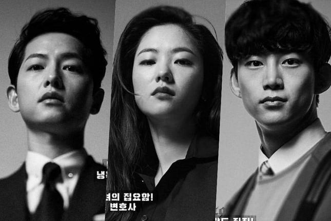 """""""Cuộc Chiến Thượng Lưu"""" mùa 2 gia nhập đường đua rating với phim của Song Joong Ki, Park Shin Hye ảnh 2"""