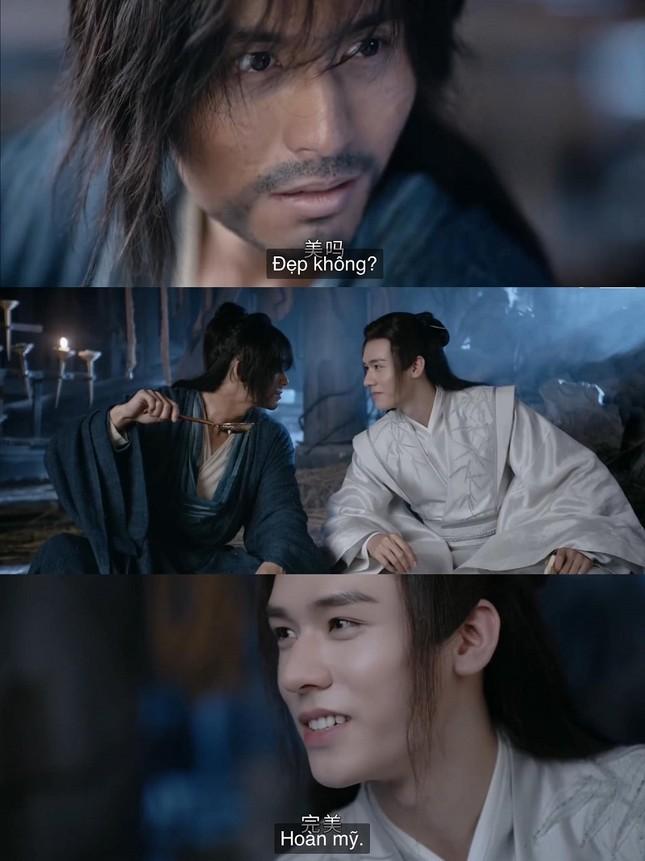 """Học theo Cung Tuấn trong """"Sơn Hà Lệnh"""": Mặt dày rải """"thính"""" ngày đêm, crush đừng mong thoát! ảnh 3"""