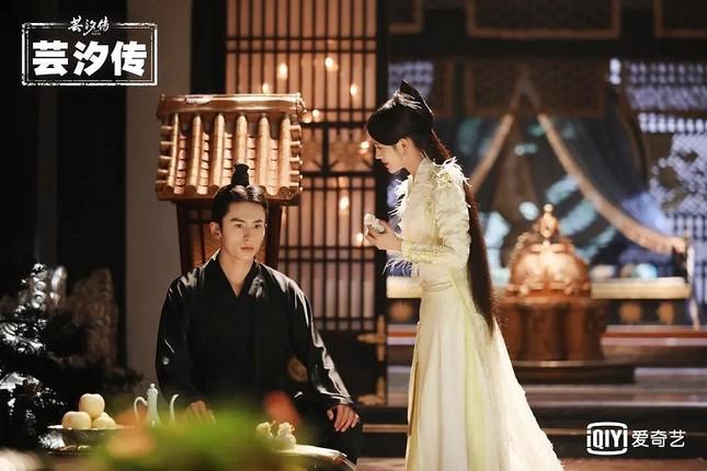 Trương Triết Hạn bao năm dưới trướng Vu Chính bị lãng quên, về với Triệu Vy liền lên đời ảnh 5