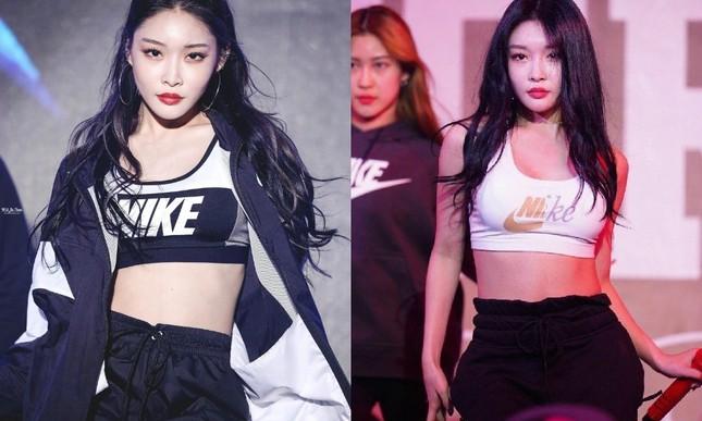 Nội y thể thao: Chiếc áo được các nữ idol yêu thích vì trông khoẻ khoắn mà không phản cảm ảnh 2