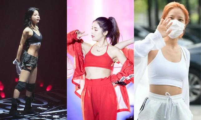 Nội y thể thao: Chiếc áo được các nữ idol yêu thích vì trông khoẻ khoắn mà không phản cảm ảnh 4