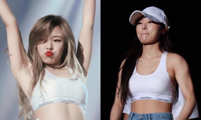 Nội y thể thao: Chiếc áo được các nữ idol yêu thích vì trông khoẻ khoắn mà không phản cảm ảnh 1