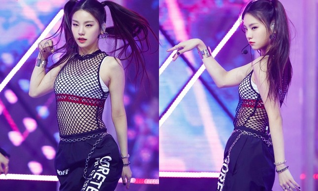 Nội y thể thao: Chiếc áo được các nữ idol yêu thích vì trông khoẻ khoắn mà không phản cảm ảnh 5