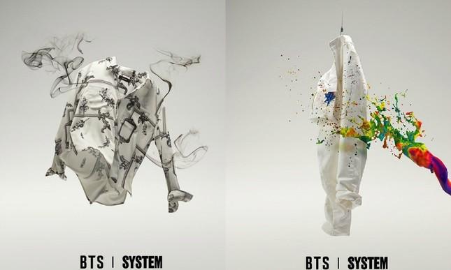 """BTS ra mắt bộ sưu tập thời trang dựa theo MV nửa tỷ view """"Blood, Sweat & Tears"""" ảnh 2"""