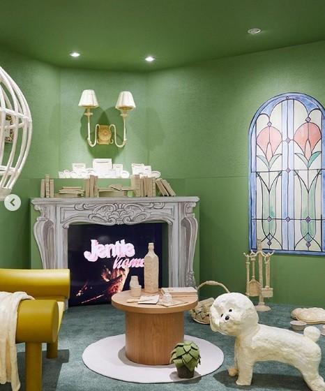 Jentle Home của Jennie chính thức mở cửa, phong cách đúng như ngôi nhà búp bê xinh xắn ảnh 7