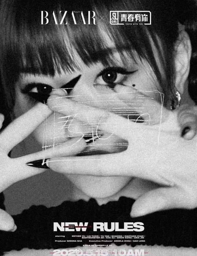 """Top 9 """"Thanh Xuân Có Bạn 2"""" xuất hiện đầy mị lực trên tạp chí Harper's Bazaar ảnh 9"""