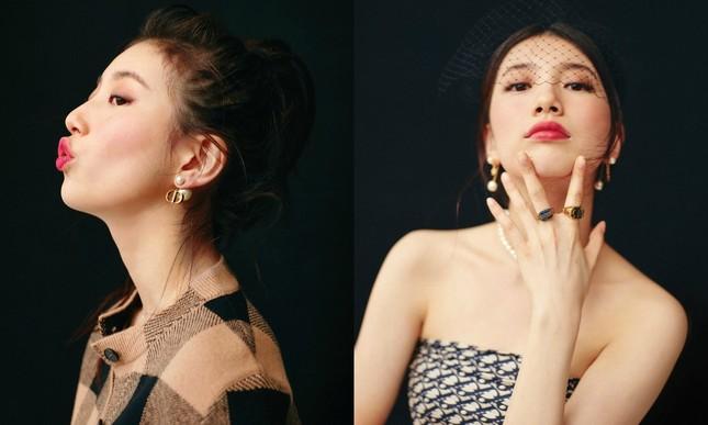 """Suzy xinh đẹp sang trọng """"không có đối thủ"""" trên bìa tạp chí VOGUE Hàn tháng 6 ảnh 5"""