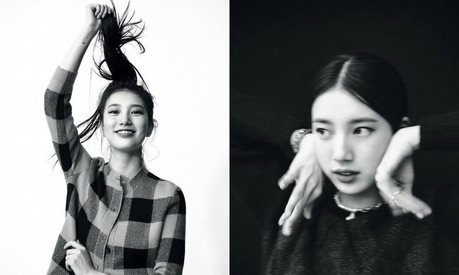 """Suzy xinh đẹp sang trọng """"không có đối thủ"""" trên bìa tạp chí VOGUE Hàn tháng 6 ảnh 3"""