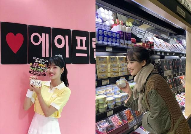 Scrunchie: Món phụ kiện siêu rẻ được Jennie (BLACKPINK), IU và hàng loạt nữ idol yêu thích ảnh 3