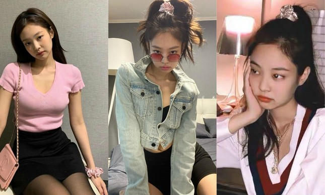 Scrunchie: Món phụ kiện siêu rẻ được Jennie (BLACKPINK), IU và hàng loạt nữ idol yêu thích ảnh 1