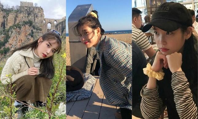 Scrunchie: Món phụ kiện siêu rẻ được Jennie (BLACKPINK), IU và hàng loạt nữ idol yêu thích ảnh 2