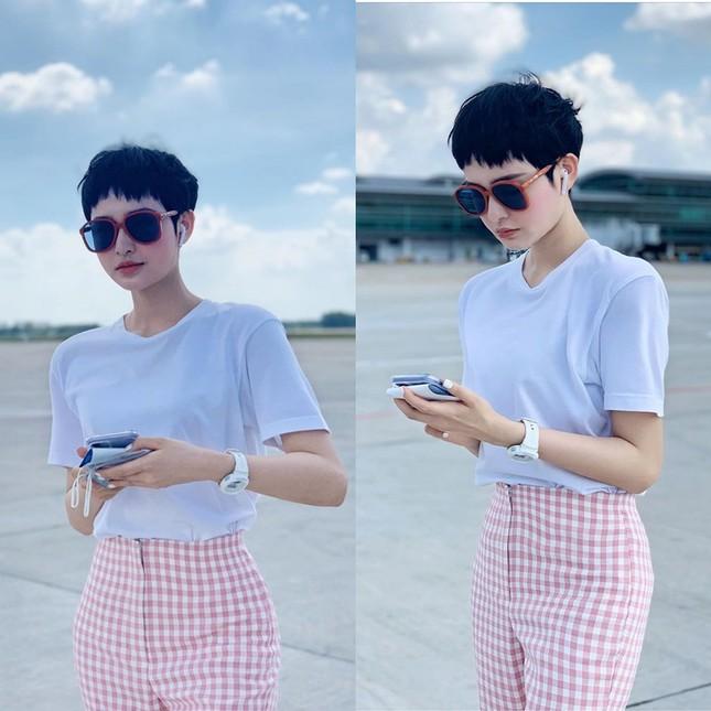 Thời trang sao Việt tuần qua: Trang phục sắc trắng lên ngôi, làm dịu những ngày oi nóng ảnh 3