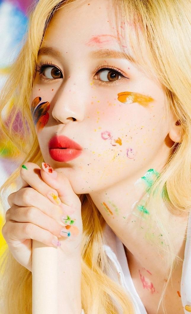 TWICE tái xuất quá hoành tráng, đến single tiếng Nhật cũng có nguyên bộ ảnh đẹp rực rỡ ảnh 9