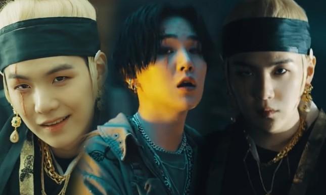 """SUGA (BTS) lập loạt kỷ lục mới, MV """"Daechwita"""" tốc độ tăng view """"thật điên rồ""""! ảnh 1"""