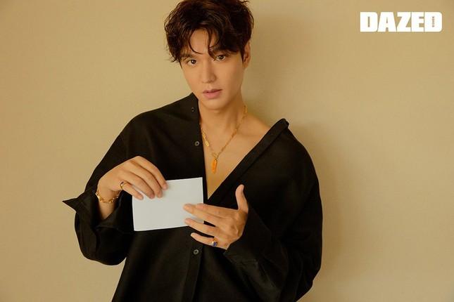 """Dù """"Quân Vương Bất Diệt"""" rating thảm, Lee Min Ho vẫn ngấp nghé thành """"Quân Vương"""" trên MXH ảnh 3"""